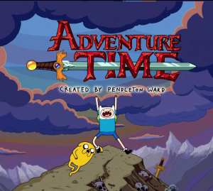 Adventure Time Season 1 Episode 24-af