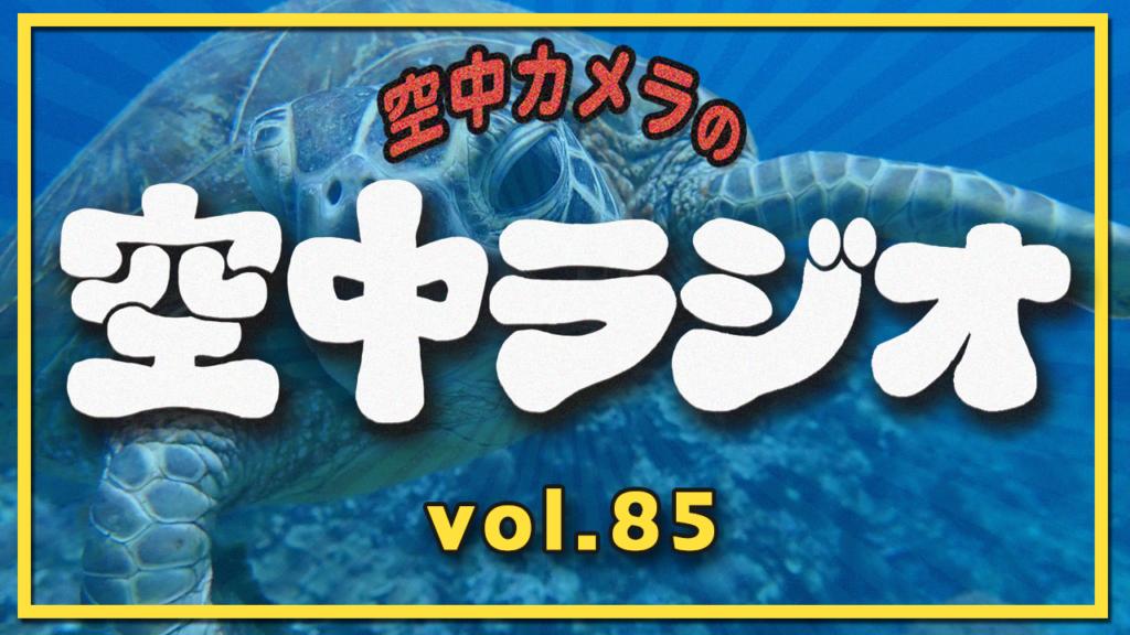 【VOL.85】ウミガメのスープ VS 中村兄弟